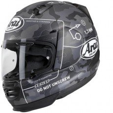 KASK ARAI REBEL COMMAND