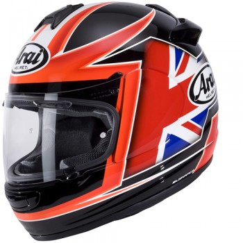 KASK ARAI CHASER-V FLAG UK