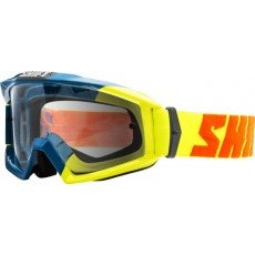 GOGLE SHIFT NANO RACE BLUE/YELLOW - SZYBA CLEAR