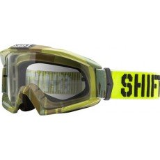 GOGLE SHIFT NANO ARMY CAMO - SZYBA CLEAR