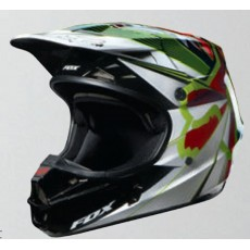 KASK CROSS FOX V-1 RADEON RED