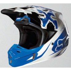 KASK CROSS FOX V-2 ANTHEM BLUE