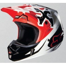 KASK CROSS FOX V-2 ANTHEM RED
