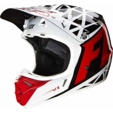 KASK CROSS FOX V-3 GIVEN RED/WHITE