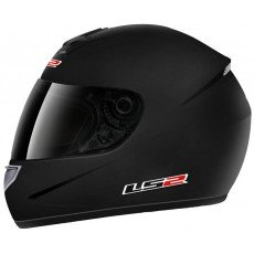 KASK LS2 FF-350.1 SINGLE MAT BLACK