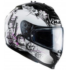 KASK  HJC IS-17  BARBWIRE