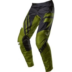 SPODNIE SHIFT ASSAULT RACE BLACK/GREEN