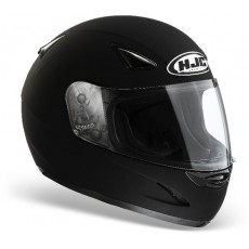 KASK HJC CS-14 RUBBERTONE BLACK MATT