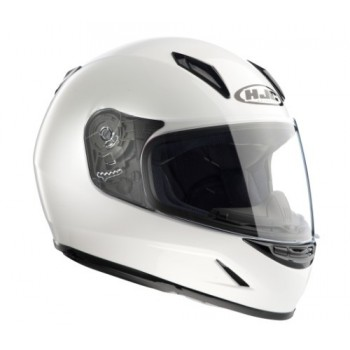 KASK HJC CL-Y SOLID WHITE