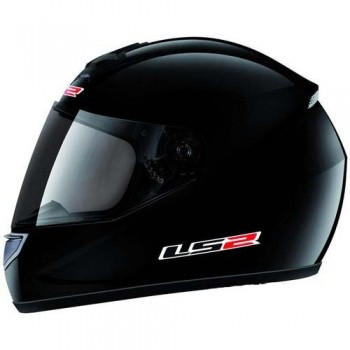 KASK LS2 FF-350.1 SINGLE BLACK
