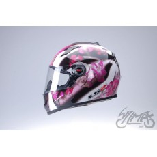 KASK LS2 FF322.15 CHIC BLACK PINK